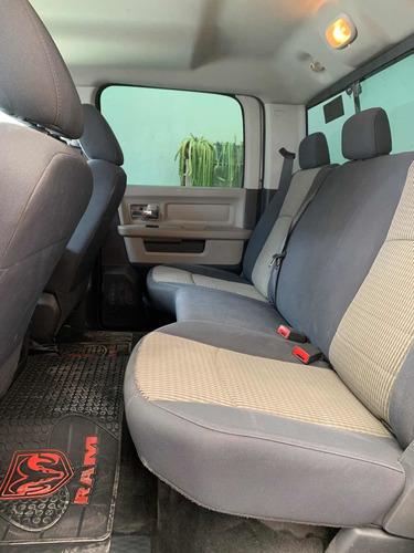 dodge ram 2500 5.7 pickup crew cab slt 4x4 mt 2010