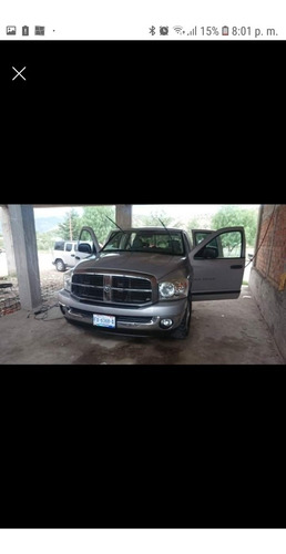 dodge ram 2500 5.7 pickup quad cab slt aa 4x2 at 2007