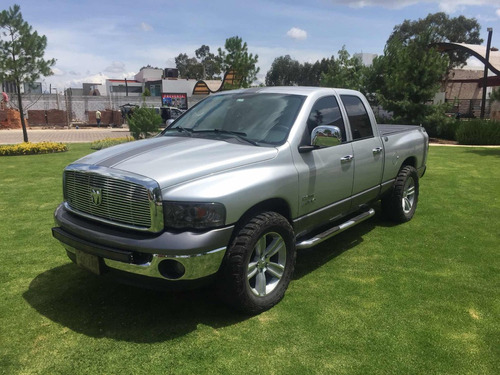 dodge ram 2500 5.7 pickup quad cab slt aa 4x2 at