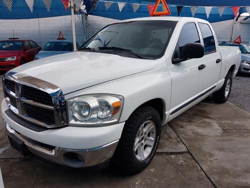dodge ram 2500 5.7 pickup quad cab slt a/a 4x2 aut mod. 2007