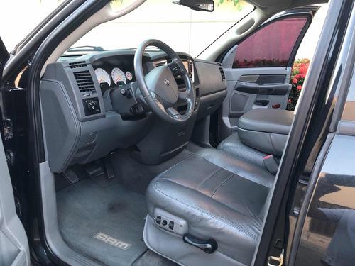 dodge ram 2500 5.9 cab. dupla 4x4 4p 2007
