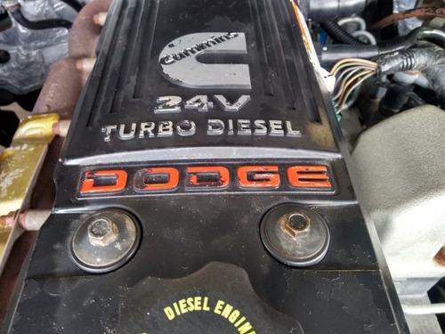dodge ram 2500 5.9 cab. dupla 4x4 4p 2009