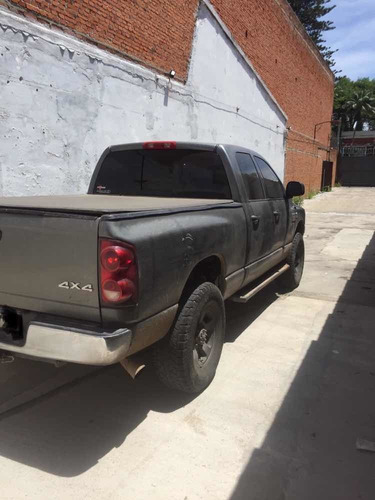 dodge ram 2500 diesel 2008 4x4 impecable a entera revisacion
