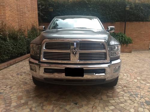 dodge ram 2500 modelo 2012