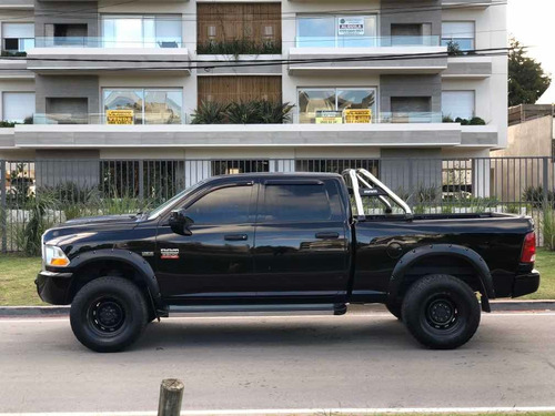 dodge ram 2500 pickup quad cab slt aa 4x4 at 2012