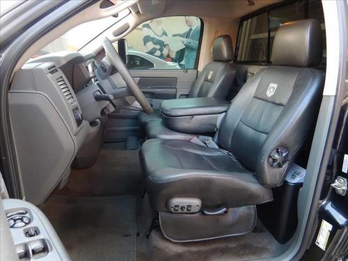 dodge ram 2500 slt heavi duty 5.9 4x4 turbo diesel aut 2009