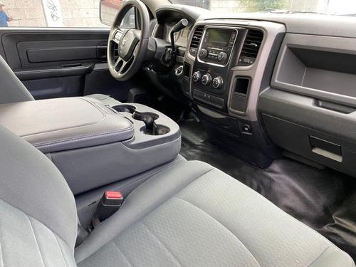 dodge ram 2500 v8 4x2 blanca automática 2015 dakkar