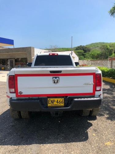 dodge ram 3500 reg cab dually 2018