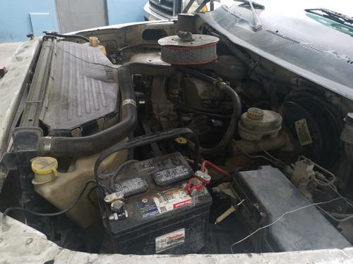 dodge ram 4000 2000 (chasis-cabina solamente)