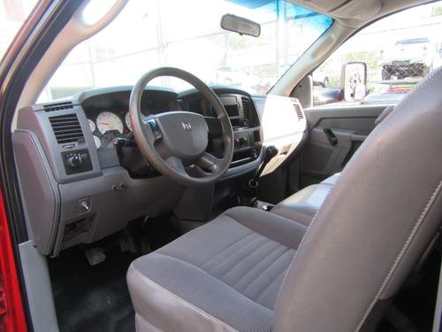 dodge ram 4000 2007 chasis cab