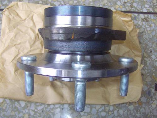 dodge ram 4x4 cubo de rueda 5 huecos delantero