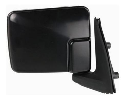 dodge ram 50 1987 - 1993 espejo derecho manual nuevo!!!