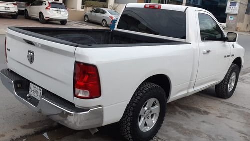 dodge ram 5.7 pickup slt 4x4 at 2011 blindada nivel 5 plus