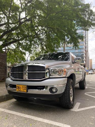 dodge ram 5.9 turbo diesel full segundo dueño