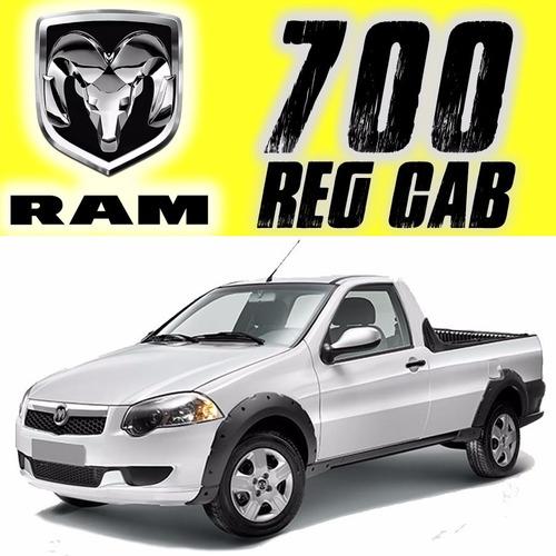 dodge ram 700 st regular cab 2016 airbag abs 4cil muelle rhc
