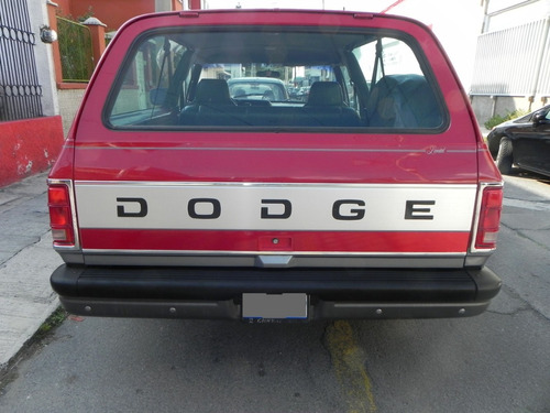 dodge ram charger limited
