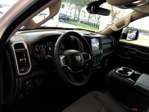 dodge ram doble cabina tuebo diesel 2020