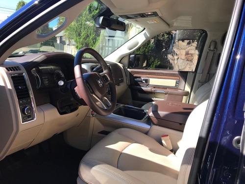 dodge ram dupla 2.500 laramie 4x4 diesel 2016