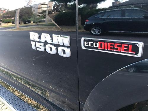 dodge ram laramie 1500 3.0 2019 diesel