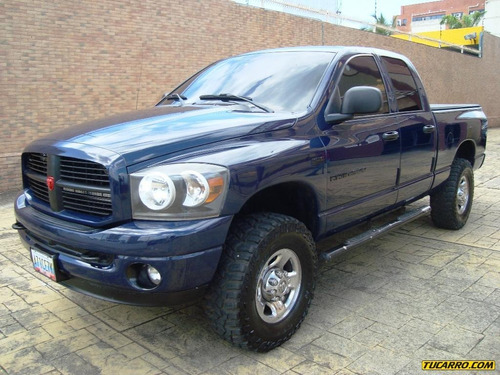 dodge ram pick-up 2500 slt 4x4 - automática