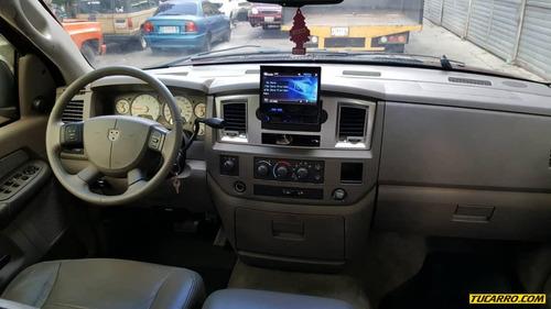 dodge ram pick-up 2500 st reg. cab. 4x4 - automatico