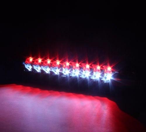 dodge ram pickup 2002 2008 tercera luz de freno fondo negro