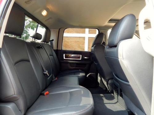 dodge ram pickup crew cab laramie 5.7l 4x2