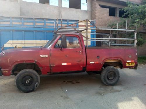 dodge ram power wagon 4x4