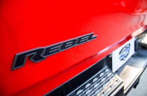dodge ram rebel 1500 5.7 v8 hemi