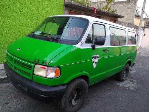 dodge ram wagon 1500 slt v8 mt 1997