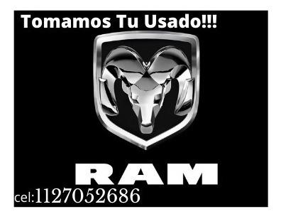 dodge ram1500 laramie at6 4x4! retirala con $2.789.490** l