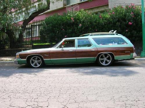 dodge royal monaco station wagon
