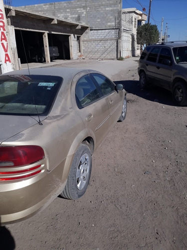 dodge stratus , 2001, se aa at; rebajado; remato !