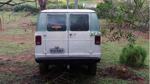 dodge vancharger, v8-318 - 4x4