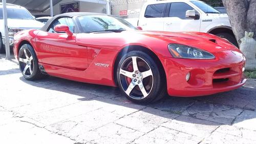 dodge viper 8.4 srt 10 convertible mt
