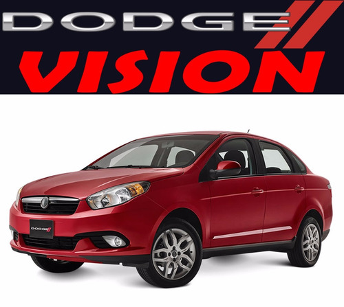 dodge vision at ac bolsas 4cil 1.6l 113hp sensor reversa rhc
