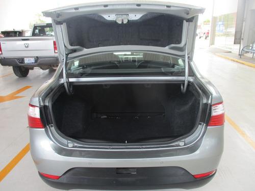 dodge vision dualogic, 4 cilindros, color gris, modelo 2017