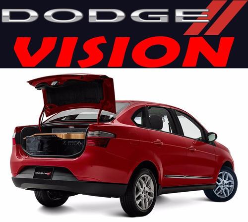 dodge vision mt ac bolsas 4cil 1.6l 113hp sensor reversa rhc