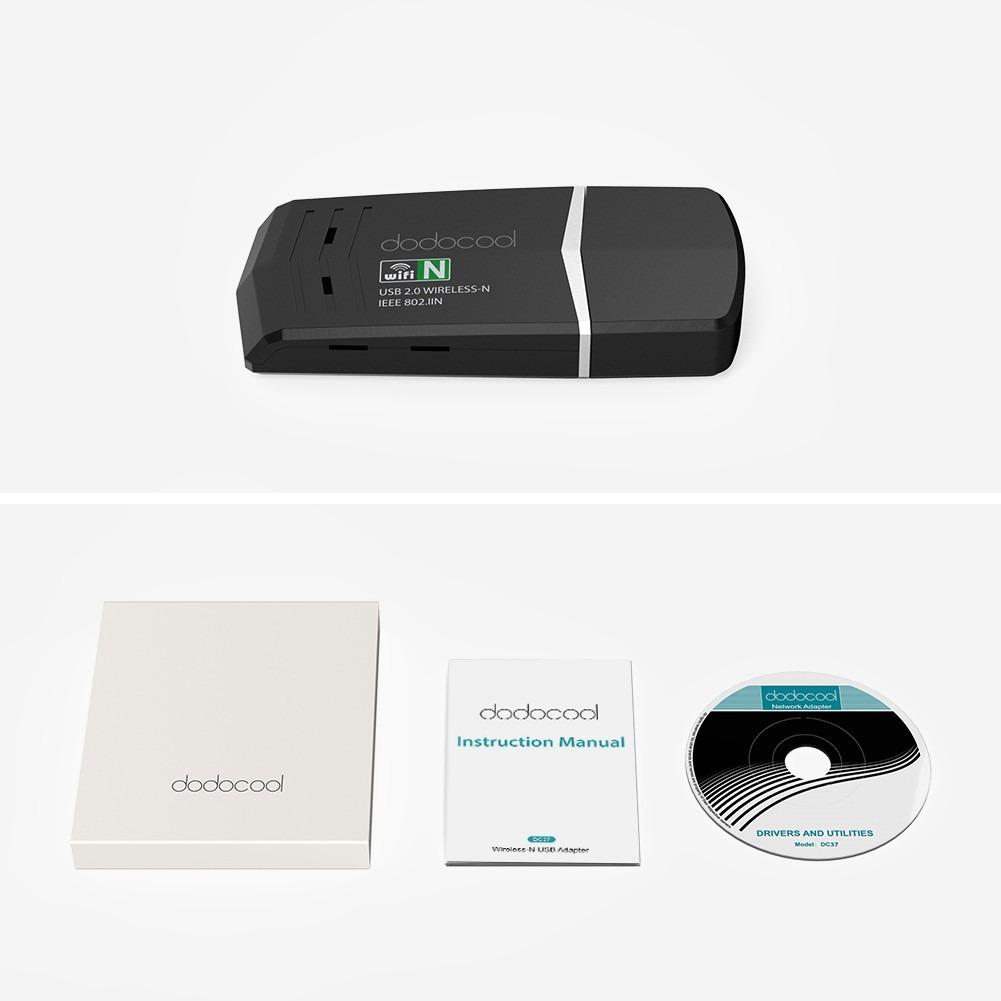 Dodocool N300 Wireless-n De Rede Sem Fio