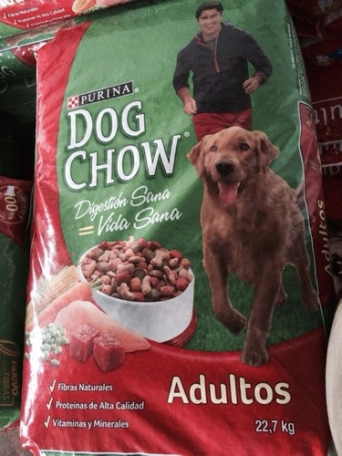 dog chow adulto