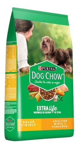 dog chow adulto pequeño 8 kg