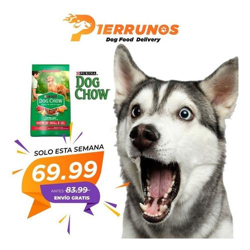 dog chow adultos 22.7 kg envío gratis en quito y valles.