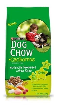 dog chow cachorros razas medianas o grandes x 22.7 kg