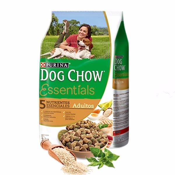 Dog Chow Essentials Adulto 21 Kg Envió Gratis - $ 1.050,00 en ...
