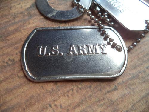 dog tag u. s. army k 9