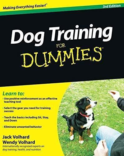 dog training for dummies : jack volhard