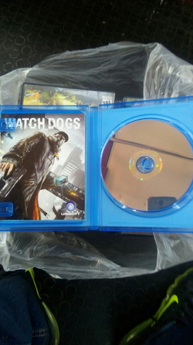 dogs ps4 watch
