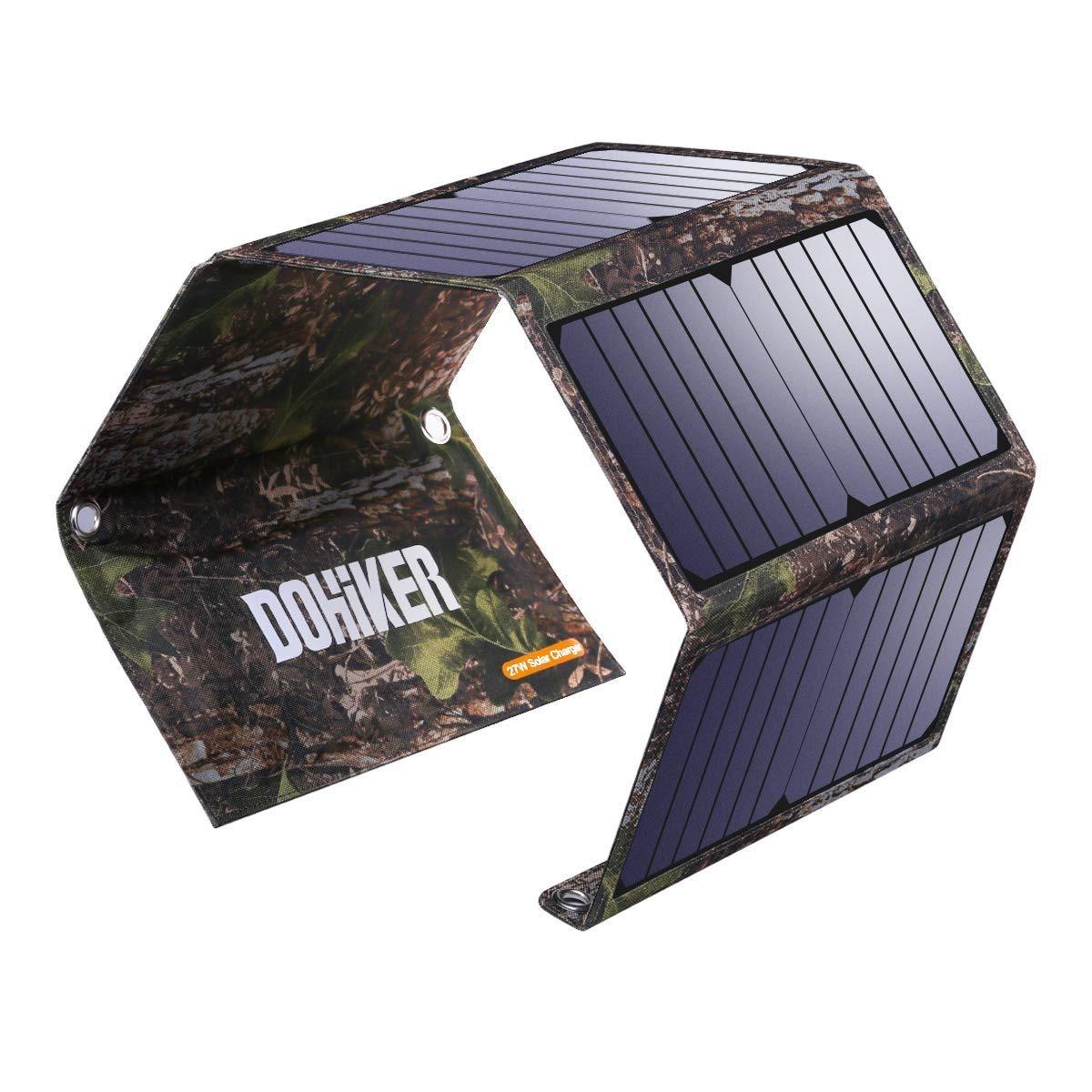 Dohiker panel solar chollo