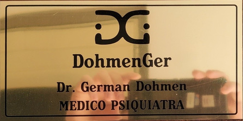 dohmenger psiquiatría urgencias caba, amba, pba, mza y chile