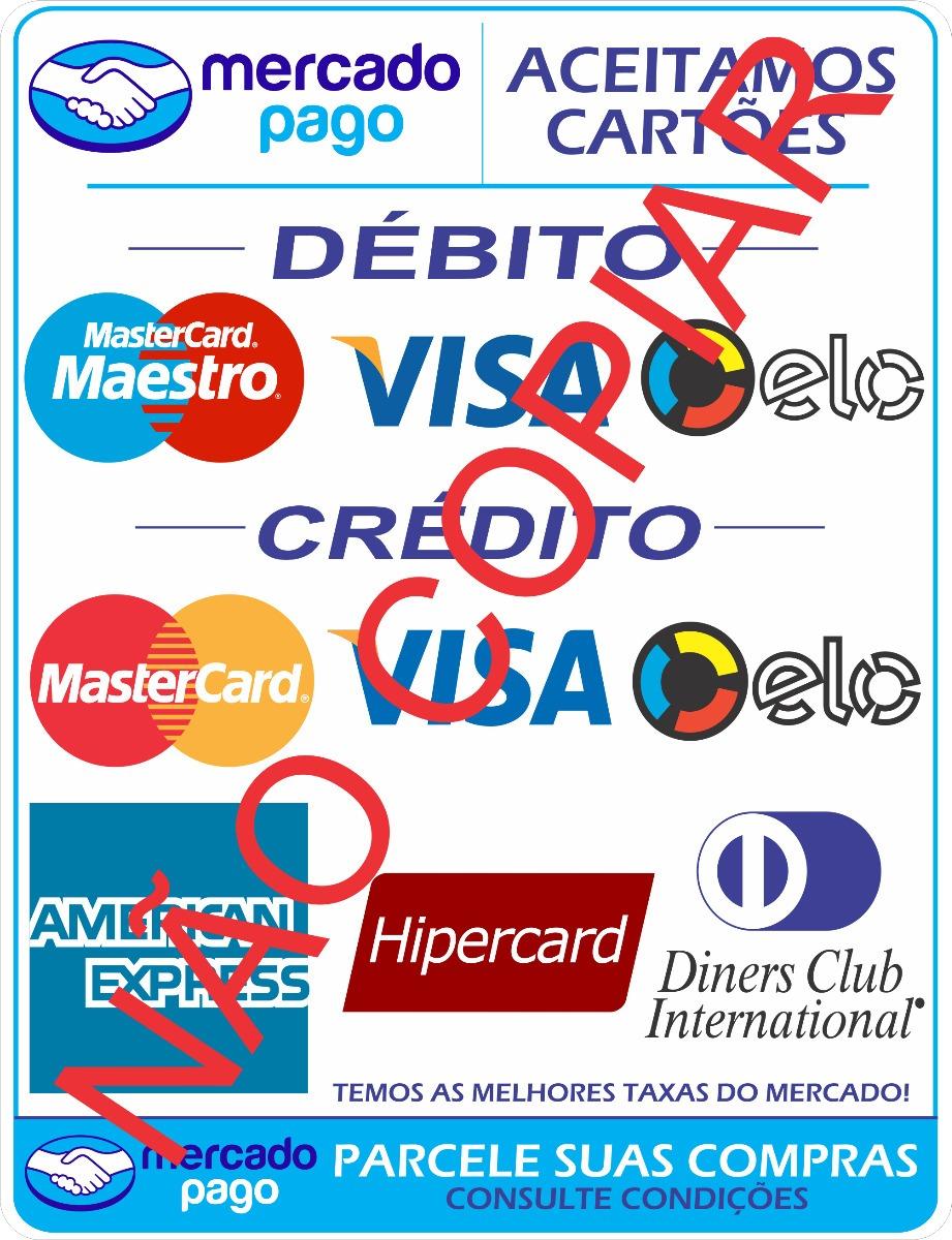 Artesanato Indigena Comprar ~ Dois Adesivos Bandeiras De Cart u00e3o De Credito Mercado Pago